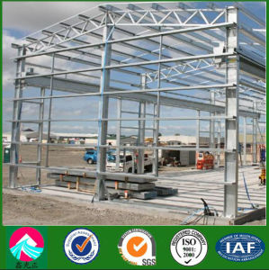 Steel Structure Building for Workshop Built in Africa pictures & photos