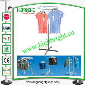 Stylish Round Garment Display Rack pictures & photos