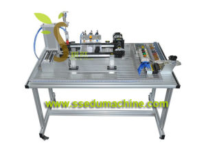 Industrial Belt Drive Training Module Conveyor Training System Didactic Equipment pictures & photos