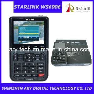 3.5inch Stalink WS6906 Satellite Finder