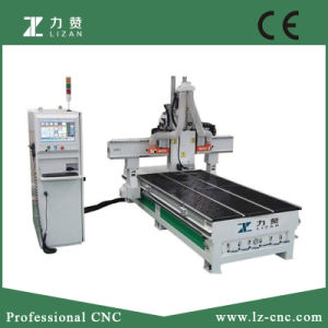 3 Spindles CNC Machine Lz-483 pictures & photos