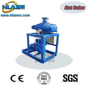 Electric Equipment High Vacuum Pump System pictures & photos