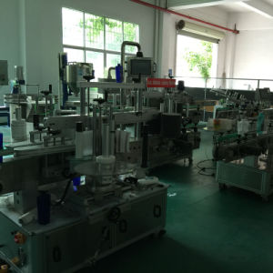 Automatic Double Side Labeling Machine pictures & photos