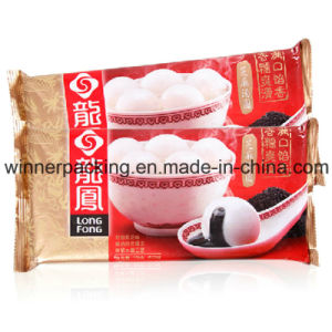 Fashion Latest Flexible Laminated Fin Seal Bag for Food Packaging