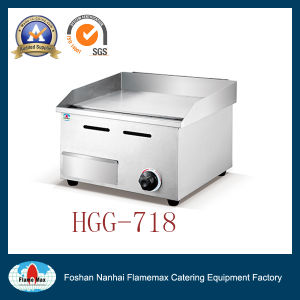 Hgg-718 Gas Griddle pictures & photos