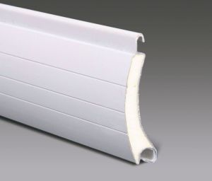 55mm Aluminum Roller Shutter Slat (SLLP-55) pictures & photos
