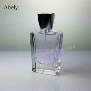 High Quality Glass Perfume Bottles with Polishing pictures & photos