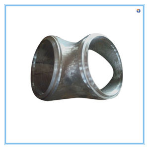 CNC Machined Parts for Ductile Iron Pipe Fitting pictures & photos