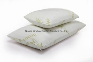 Shredded Memory Foam Soft Pillow Bamboo Fabric pictures & photos