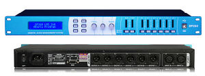 Dp260 Professional Digital Audio Processor pictures & photos