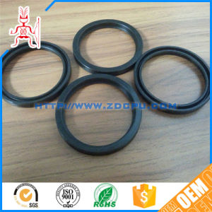CNC Machining Aging Resistant PTFE Small Plastic Ring pictures & photos