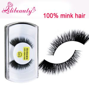 Wholesale Price Mink Lashes Products Handmade Mink Eyelashes pictures & photos