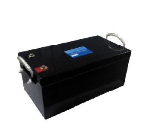 Deep Cycle Lithium Battery 12V 200ah Battery pictures & photos