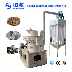 Hengyuan Brand Wheat Straw Pellet Making Machine pictures & photos