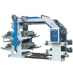 C-4color Flexographic Printing Machine pictures & photos