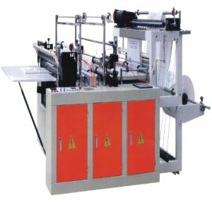 Patch Bag Making Machine (WQ-DF900-1500P) pictures & photos