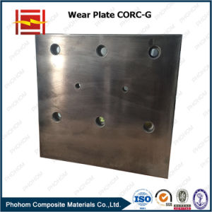 Corc-G Compound Steel Clad Wear Resistant Plate for Sliding Liner pictures & photos