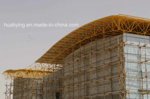 Prefabricated Steel Space Frame Manufacturer in Guangzhou pictures & photos