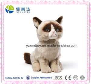 Cute Grumpy Cat Plush Stuffed Animal Toy pictures & photos