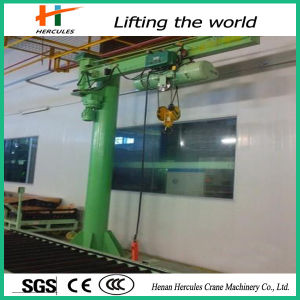 Customized Pillar Mounted Floor Jib Crane pictures & photos