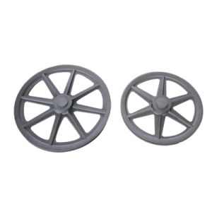 Low Pressure Casting Aluminum Wheel for Machinery