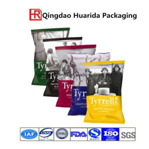 Composited Potato Chips Own Logo Food Packaging Bag pictures & photos