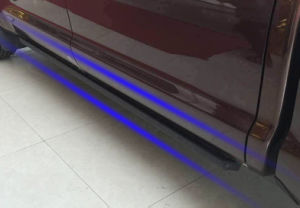 for Toyota Prado Auto Parts Electric Running Board pictures & photos