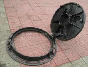 Ductiel Cast Iron Multi Duty Manhole Covers with Auto Locking System pictures & photos