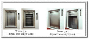 Home Food Elevator Dumbwaiter for Use pictures & photos
