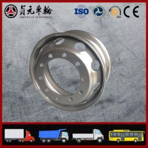 Truck Steel Wheel Rim Zhenyuan Auto Wheel (6.75*22.5) pictures & photos