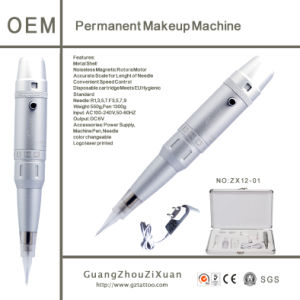 Cosmetic Gun Permanent Makeup Machine Pen for Eyebrow Lip pictures & photos