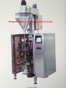 Automatic Vertical Form Fill and Seal Packaging Machine for Protein Powder pictures & photos