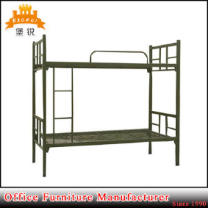 Steel Frame Kids Bunk Bed pictures & photos