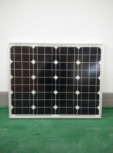 12V 40W Mono Solar Panel for Solar Street Light pictures & photos