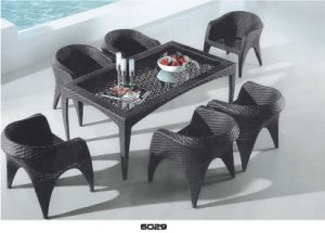 Hotel and Apartment Rattan Furniture pictures & photos