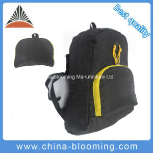 Lightweight Nylon Foldable Outdoor Traveling Sports Backpack Bag pictures & photos