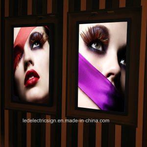 Wall Mounted Slim LED Light Box for Wall Art Sign pictures & photos