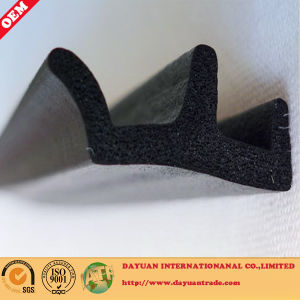 Dust-Proof Durable Door & Window Foam Rubber Seal Strip pictures & photos