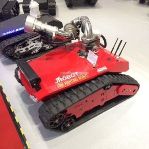 Fire Fighting Robot Crawler Undercarriage (K02SP6MAVT500) pictures & photos