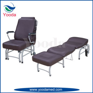 Luxurious Foldable Hospital Accompany Chair pictures & photos