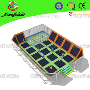 Newest Design Trampoline Park (0453C) pictures & photos