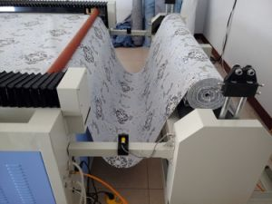 Fabric Laser Cutting Machine for Sale pictures & photos