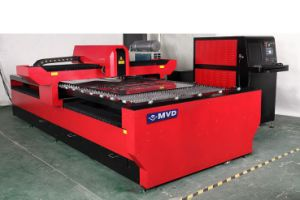Lamp Pump YAG Laser Mild Steel Cutting/Laser CNC 1500X3000mm Working Table pictures & photos