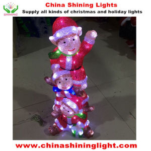 New Design UL SAA Ce Standard LED Christmas Lights pictures & photos