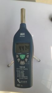 Sound Level Meter with Explosion-Proof Certificate pictures & photos