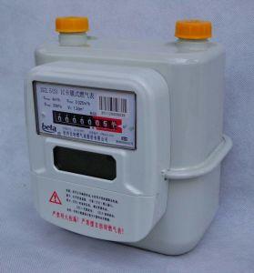 Diaphragm Prepayment Gas Meter