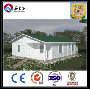 Chinese High Quality Movable Steel Structure Prefab House/Prefabricated House/Cheap Container House pictures & photos