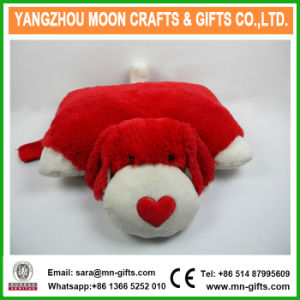 Promotional Gift Plush Dog Cushion Pillow pictures & photos