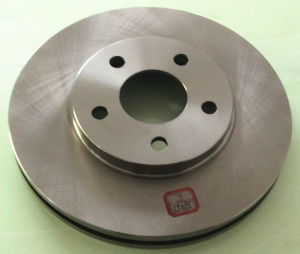 Brake Disc 55095 (22705302) with 100% Crucial Dimension Inspection