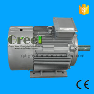 500kw Low Speed Permanent Magnet Generator for Wind /Hydro Power pictures & photos